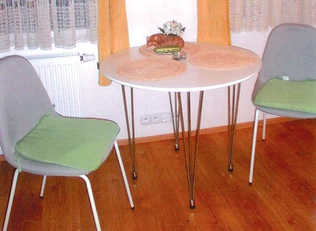 Kuchyňský kulatý stůl, k...