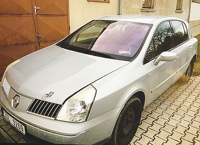 Renault  VELSATIS 2.2DCI...
