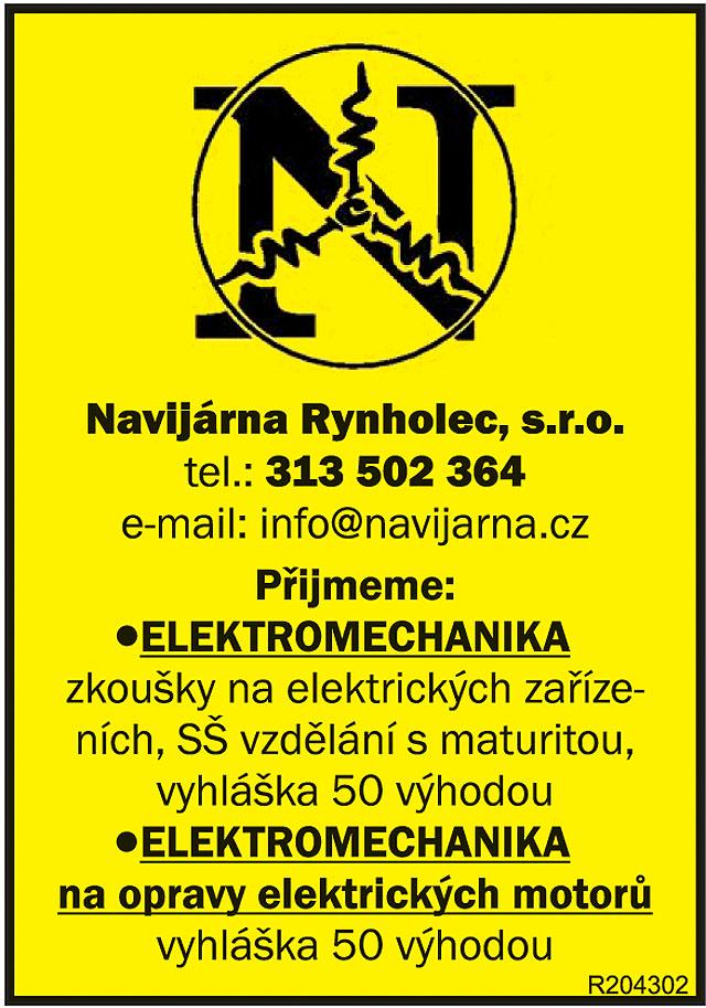 Navijárna Rynholec, s.r.o. ...