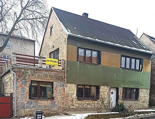 Kounov, patrový rodinný dům,...