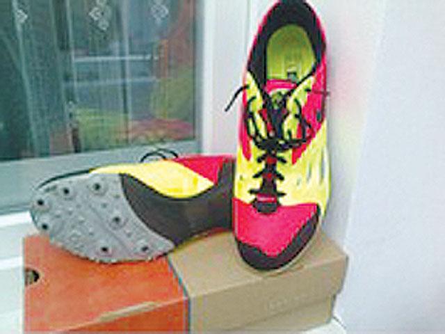 Běžecké tretry Nike, vel....