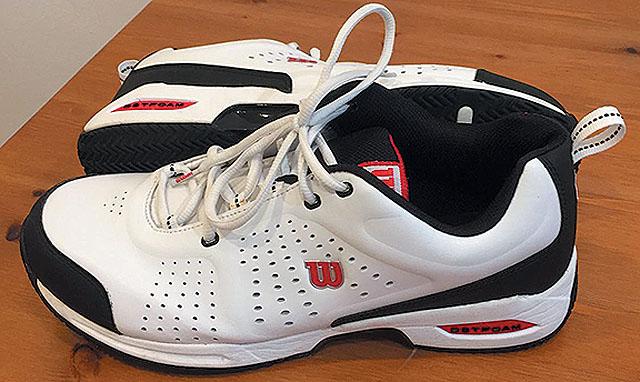 Pánská tenis. obuv Wilson,...