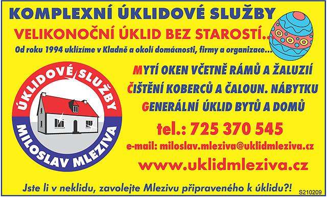 Úklidová firma Mleziva ...
