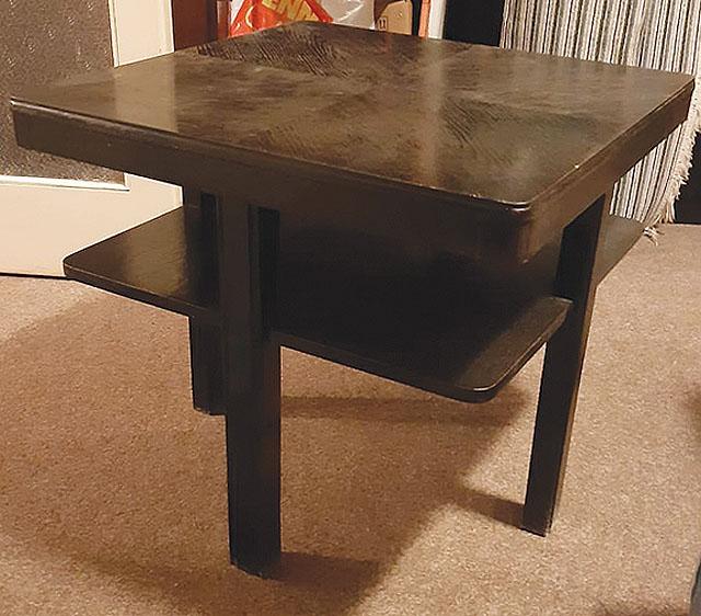 Retro konferenční stolek, cena...