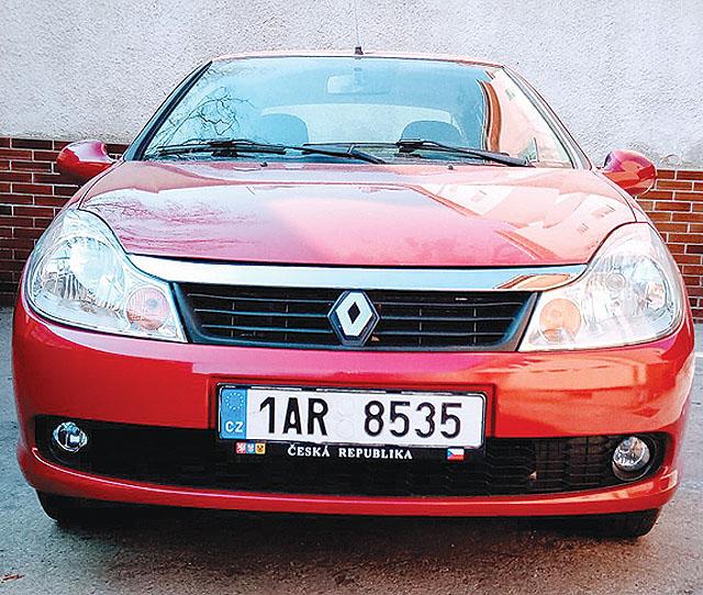 Renault Thalia 1,2 16V...