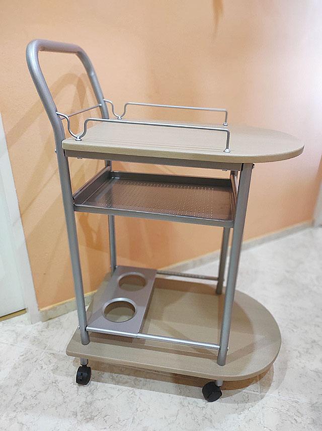 Úplně nový servírovací stolek,...
