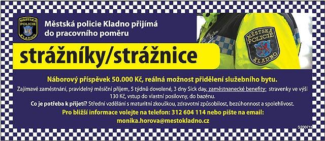 Městská policie Kladno