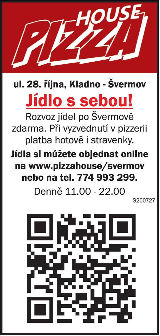 Pizza House Kladno Švermov