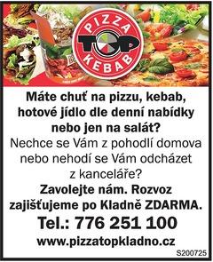 Pizza Top Kebab