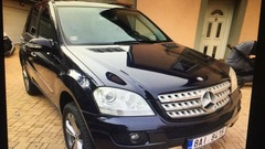 Mercedes ML 320CDi, 165 kW