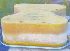 Laminátová nádrž na 2.5 m3