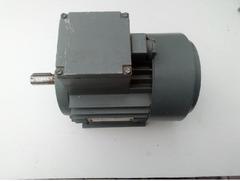 Patkový elektromotor MEZ Mohelnice, 380V/50Hz, 0,55/0,75kW, 1300/2800ot.