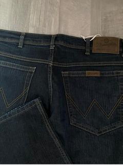 Wrangler, pánské modré džíny, nové!