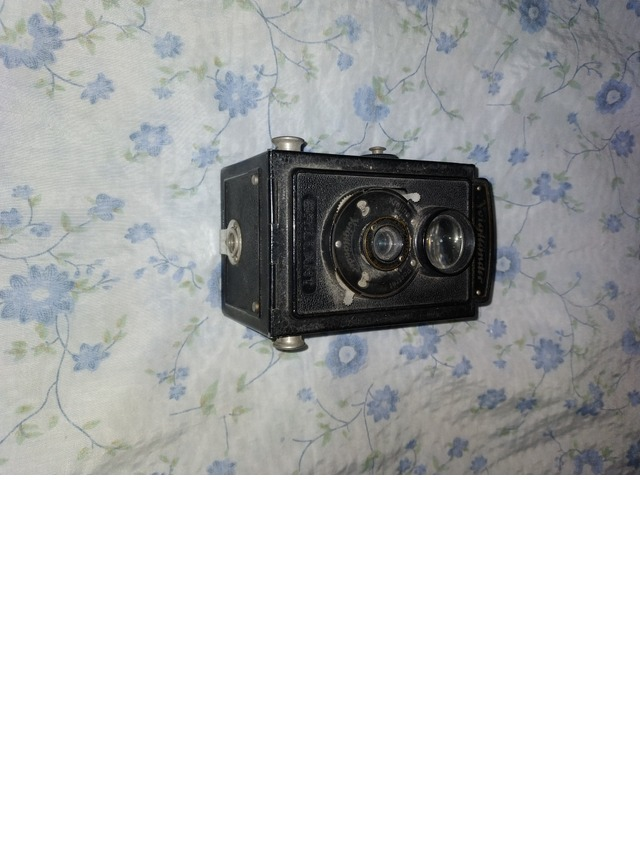 Historický fotoaparát VOIGTLÄNDER BRILLANT - prodej